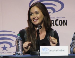 WonderCon 2016, The Nerdist, Jessica Chobot
