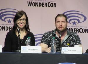 WonderCon 2016, The Nerdist, Rachel Heine, Dan Casey