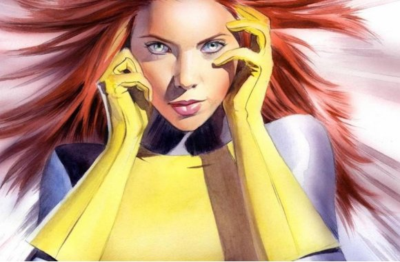 What is the first film in which Jean Grey uses Cerebro due to Professor Xavier being incapacitated?