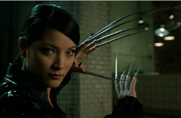 One of Wolverine's frequent foes in the <em>X-Men</em> comics is Lady Deathstrike.  In which <em>X-Men</em> film does Wolverine face off with her?