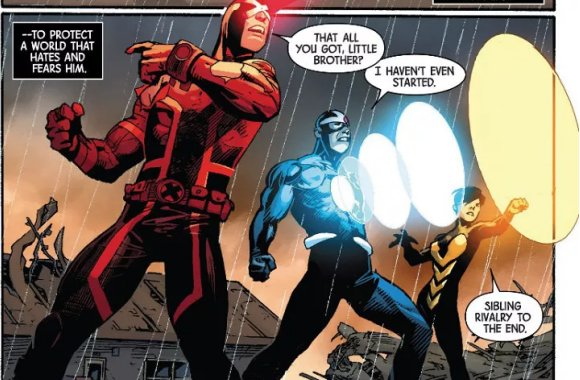 Cyclops has a big family history of siblings being mutants in the <em>X-Men</em> comic series.  In which <em>X-Men</em> movie is Havok, Cyclops' brother, introduced?