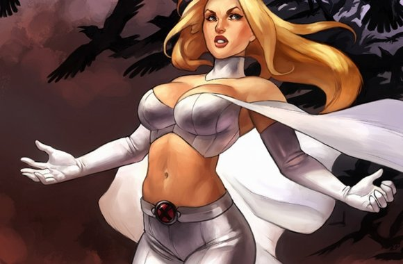 In which <em>X-Men</em> film do we meet Emma Frost, the powerful psychic mutant?