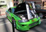 Phoenix Comicon 2016: Car Show