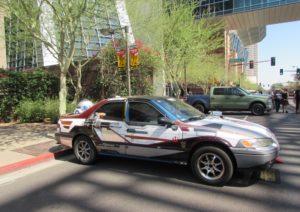 Phoenix Comicon 2016, Car Show