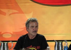 Phoenix Comicon 2016, Karate Kid, Marin Kove