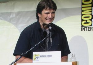 SDCC 2016, Con Man, Nathan Fillion