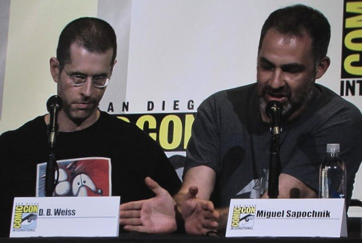 SDCC 2016, Game of Thrones, D.B. Weiss, Miguel Sapochnik