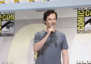 SDCC 2016, Marvel Studios, Doctor Strange, Benedict Cumberbatch