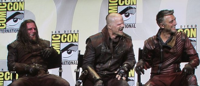 SDCC 2016, Marvel Studios, Guardians of the Galaxy Vol. 2, Ravagers