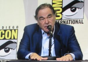 SDCC 2016, Oliver Stone, Snowden