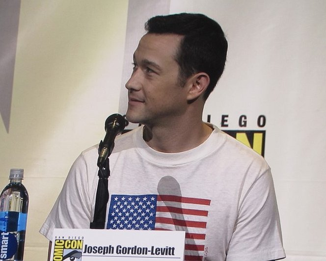 SDCC 2016, Snowden, Joseph Gordon-Levitt