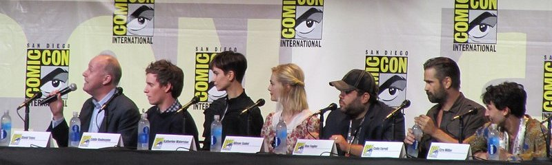 SDCC 2016, Warner Bros, Fantastic Beasts and Where to Find Them