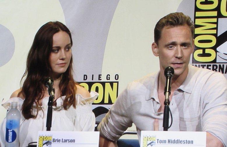 SDCC 2016, Warner Bros, Kong: Skull Island, Brie Larson, Tom Hiddleston
