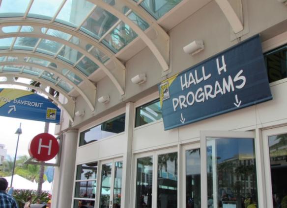 SDCC, Hall H