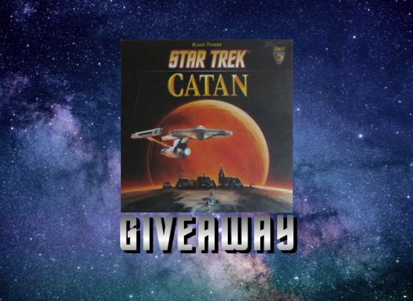 Star Trek Catan, giveaway