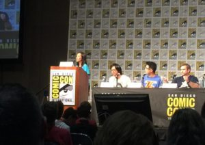 SDCC 2016 Overwatch Panelists