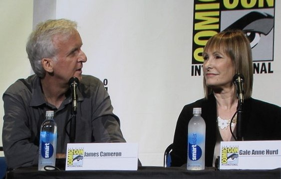 SDCC 2016, Aliens 30th Anniversary, James Cameron, Gale Ann Hurd