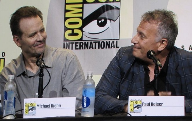 SDCC 2016, Aliens 30th Anniversary, Michael Biehn, Paul Reiser