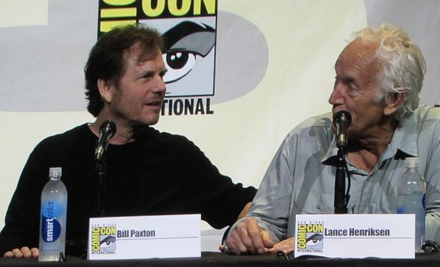 SDCC 2016, Aliens 30th Anniversary, Bill Paxton, Lance Henricksen