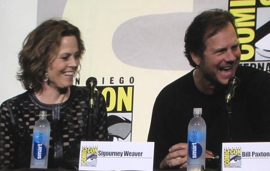 SDCC 2016, Aliens 30th Anniversary, Sigourney Weaver, Bill Paxton