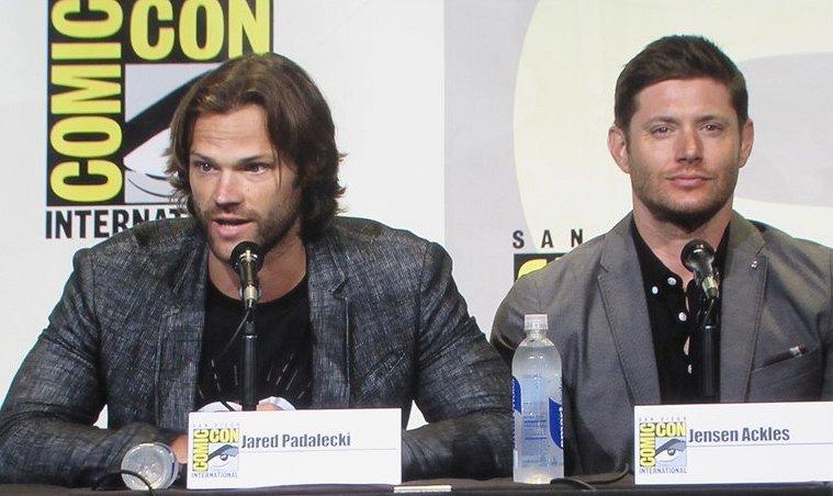 SDCC 2016, Supernatural, Jared Padalecki, Jensen Ackles
