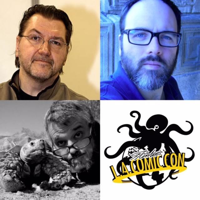 Comikaze 2016, Los Angeles Comic Con, Comics guests