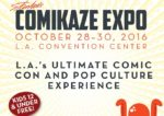 More Comikaze Expo 2016 Guest Announcements
