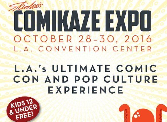 Comikaze Expo 2016