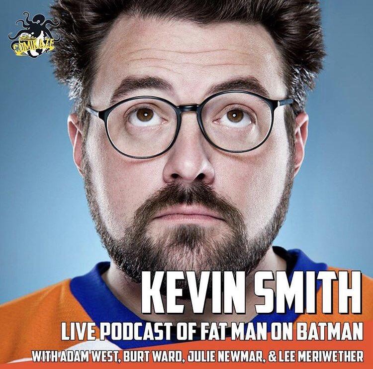 Comikaze 2016, Kevin Smith