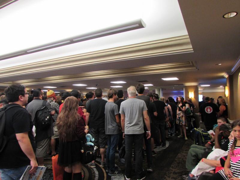 Long Beach Comic Con 2016, Con Man, Firefly
