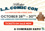 Comikaze Expo Announces New Name, More Guests, Funko Exclusives