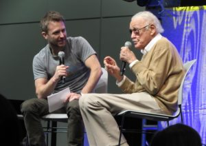 Stan Lee's LA Comic Con 2016, Chris Hardwick, Stan Lee