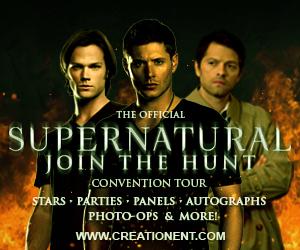 Supernatural Convention
