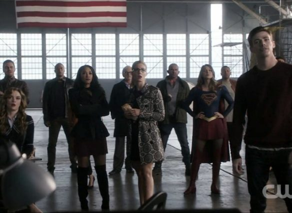 The Flash, Season 3 Episode 8, Invasion, Episode 308