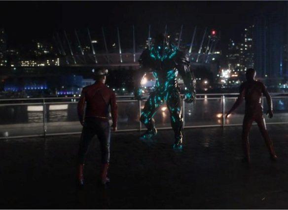 The Flash, Season 3 Episode 9, The Present, Episode 309