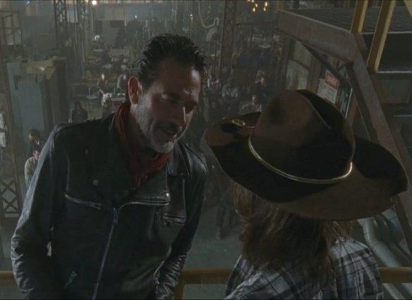 The Walking Dead, Season 7 Episode 7, Sing Me a Song, Episode 707, Negan, Carl