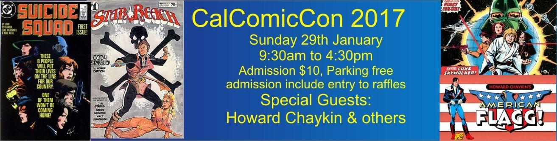 CalComicCon 2017