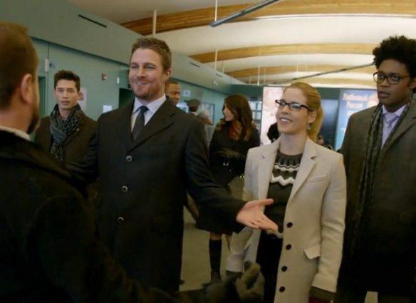 Arrow, Season 5 Episode 12, Bratva, Episode 512