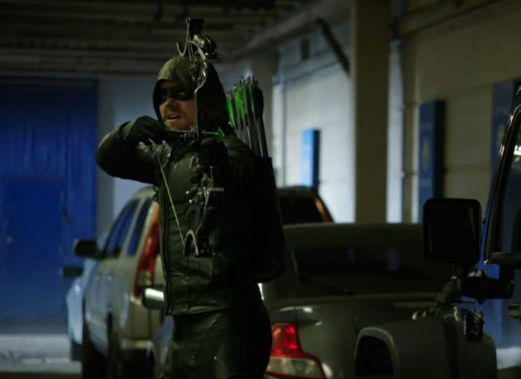 Arrow, Season 5 Episode 16, Checkmate, Episode 516
