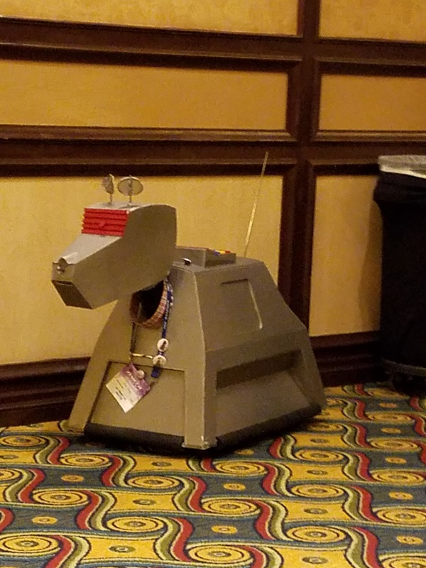 Gallifrey One 2017, K-9