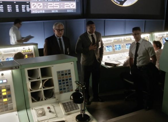 Legends of Tomorrow, Season 2 Episode 14, Moonshot, Episode 214