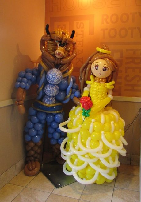 WonderCon 2017, Beauty and the Beast