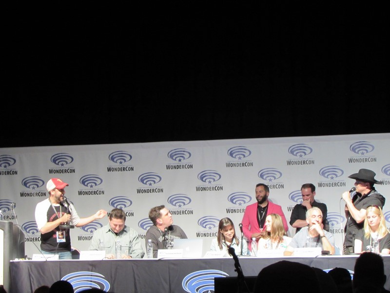 WonderCon 2017, Schmoedown