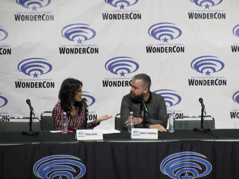 WonderCon 2017, Warner Bros, Annabelle Creation, David F. Sandberg