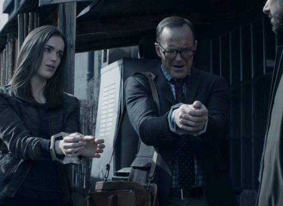 Agents of SHIELD, Season 4 Episode 17, Identity and Change, Episode 417