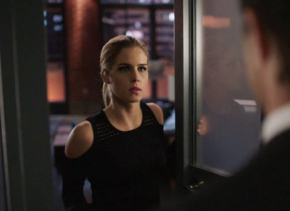 Arrow, Season 5 Episode 19, Dangerous Liaiasons, Felicity, Episode 519