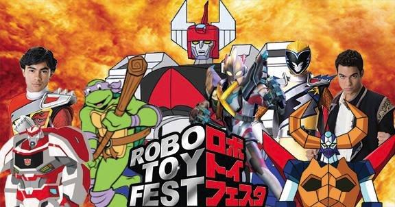 Robo Toy Fest