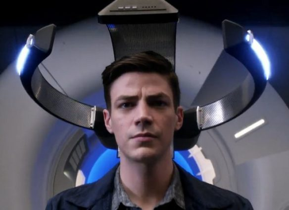 The Flash, Season 3 Episode 21, Cause and Effect, Episode 321, Barry Allen