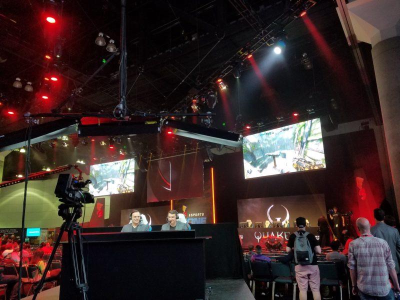 E3 2017 esports