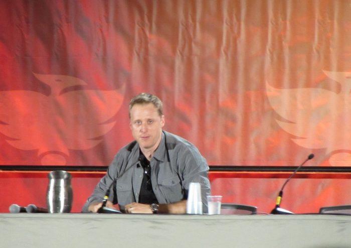 Phoenix Comicon 2017, Alan Tudyk